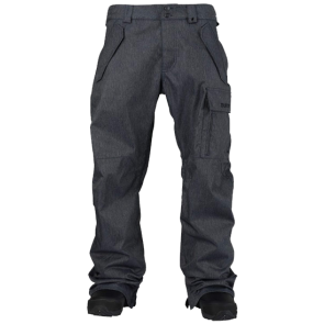 BURTON MB COVERT SNOW PANTS  Denim