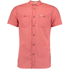 KOŠULJA O'NEILL CUT BACK S/SLV SHIRT  Aurora Red