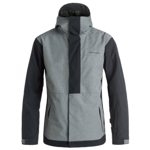QUIKSILVER AMBITION SNOW JACKET Black