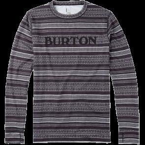 BURTON MIDWEIGHT CREW Yarny Stripe