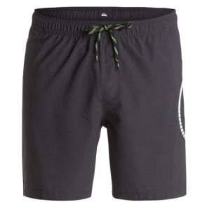 "SWIM SHORTS QUIKSILVER SIDEWAYS 17"" Black"