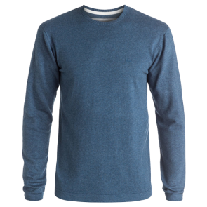 QUIKSILVER EVERYDAY KELVIN SWEATER  Dark Denim