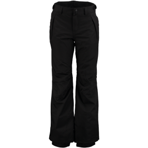 SOLO INSULATED SNOW PANTS Black Out