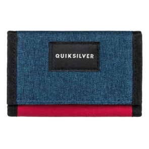 NOVČANIK QUIKSILVER THE EVERYDAILY -TRI-FOLD WALLET  Quik Red
