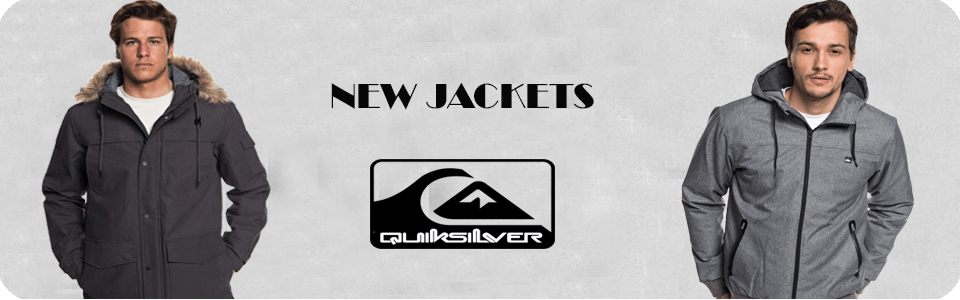 Quiksilver Jackets