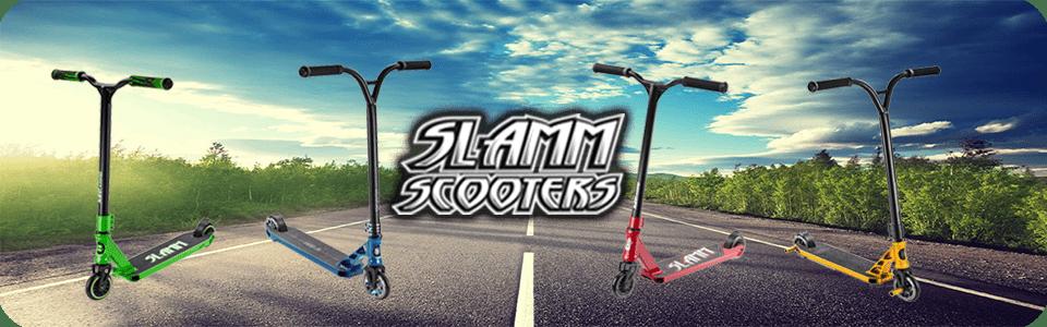 Slamm Scooters - romobil