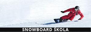 SNOWBOARD ŠKOLA