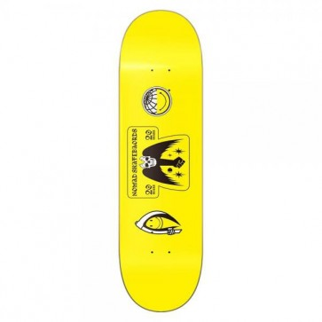 """SKATEBOARD NOMAD SMILE FOR YOUR RIGHTS 8.0"""""""