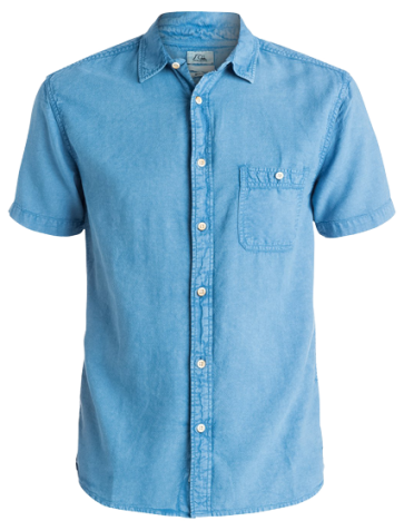 QUIKSILVER TIME BOX Federal Blue