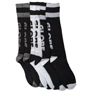 ČARAPE GLOBE STONNINGTONE LONG SOCK 3 PACK  Asst