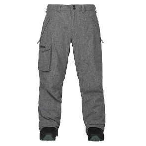 HLAČE SNOWBOARD / SKI BURTON MB COVERT INS PANTS  Bog Heather