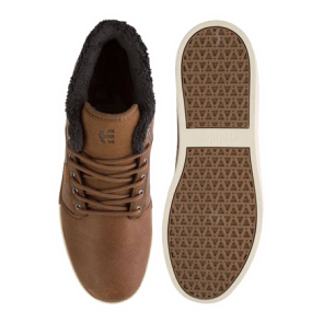 TENISICE ETNIES JEFFERSON MID  Brown/Tan