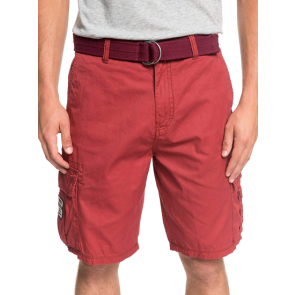 HLAČE KRATKE QUIKSILVER ROGUE BEAT Brick Red