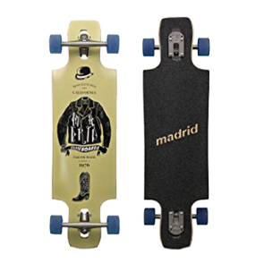 "MADRID RIOT TAILORED 34""MAXED LONGBOARD"