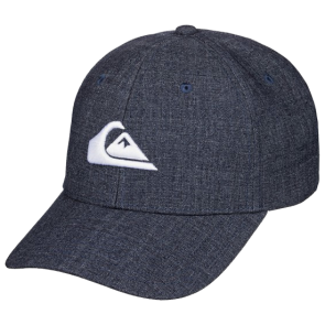 ŠILTERICA QUIKSILVER DECADES PLUS STRAPBACK CAP  Navy Blazer Heather