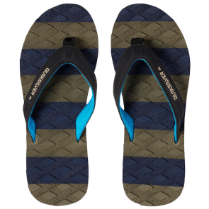 JAPANKE QUIKSILVER MASSAGE  Black/Blue/Green