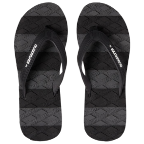 JAPANKE QUIKSILVER MASSAGE SANDALS  Black/Black/Grey