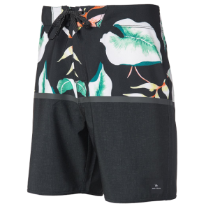 HLAČE ZA KUPANJE RIP CURL MIRAGE BLACK BEACH BOARDSHORT   Black/Blue