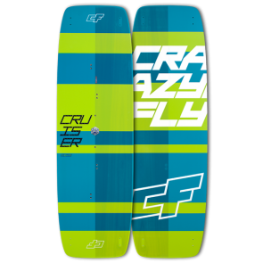 KITEBOARD CRAZYFLY CRUISER 2017