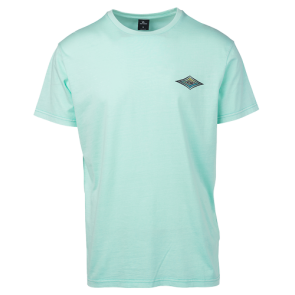 MAJICA KRATKA RIP CURL THE ORIGINS SHORT SLEEVE TEE   Mint