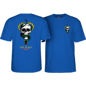 MAJICA KRATKA POWELL PERALTA MIKE MCGILL SKULL AND SNAKE   Royal Blue