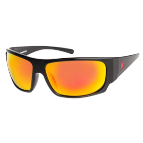 NAOČALE QUIKSILVER BOARDRIDERS  Skiny Black/Ml Red