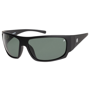 NAOČALE QUIKSILVER BOARDRIDERS POLARIZED  Matte Black/Green