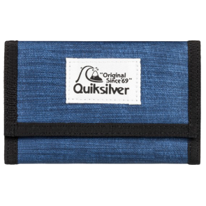 NOVČANIK QUIKSILVER THE EVERYDAILY TRI FOLD WALLET  Navy Blazer Heather