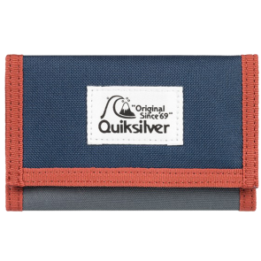 NOVČANIK QUIKSILVER THE EVERYDAILY TRI FOLD WALLET  Moonlit Ocean