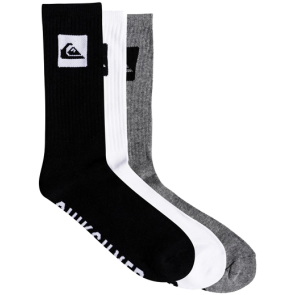 ČARAPE QUIKSILVER CREW SOCKS Assorted