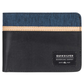 NOVČANIK QUIKSILVER REEF BREAK     Black