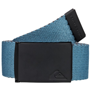 REMEN QUIKSILVER THE JAM WEBBING BELT  Moonlit Ocean