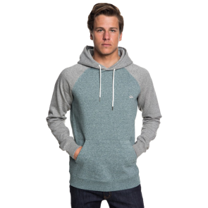 MAJICA ZIP QUIKSILVER EVERYDAY HOODIE  Light Grey Heather