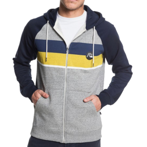 MAJICA ZIP QUIKSILVER EVERYDAY HOODIE  Navy Blazer
