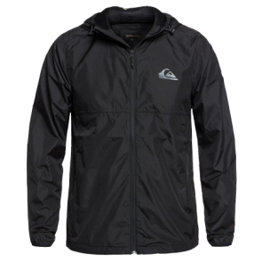 JAKNA QUIKSILVER EVERYDAY WINDBREAKER  Black