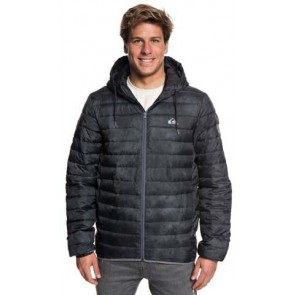 JAKNA QUIKSILVER SCALY WATER RESISTANT PUFFER
