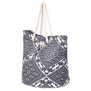 TORBA ROXY SUNSEEKER STRAW BEACH BAG