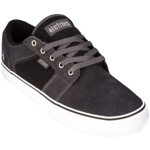 ETNIES BARGE LS Dark Grey/Blac