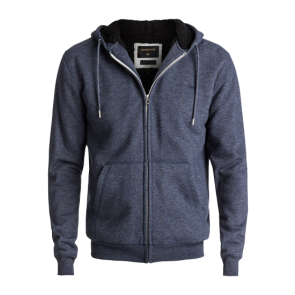 MAJICA ZIP QUIKSILVER EVERYDAY SHERPA ZIP UP HOODIE