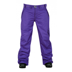 HLAČE SNOWBOARD / SKI HORSEFEATHERS GATRIA INSULATED PANTS   Violet
