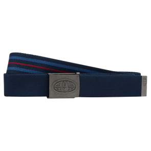 REMEN ANIMAL KELLEN REVERSIBLE WEBBIN BELT   Dark Navy