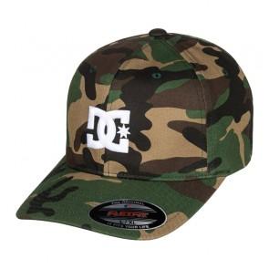 ŠILTERICA DC CAP STAR 2 FLEXFIT HAT