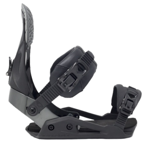 VEZOVI DRAKE KING SNOWBOARD BINDINGS  Black