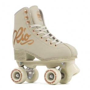 DISCO ROLE RIO ROLLER ROSE QUAD SKATES