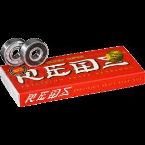 LEŽAJ BONES SUPER REDS