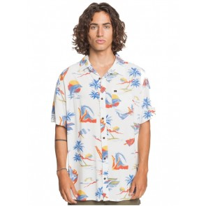 KOŠULJA QUIKSILVER SUN DAMAGE SHORT SLEEVE SHIRT
