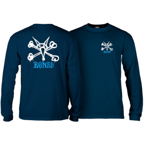 MAJICA DUGA POWELL PERALTA RAT BONES LONG SLEEVE