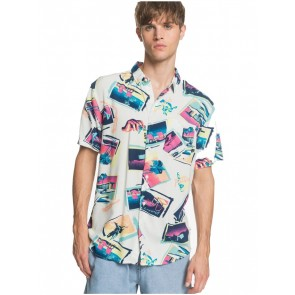 KOŠULJA QUIKSILVER VACANCY SHORT SLEEVE SHIRT