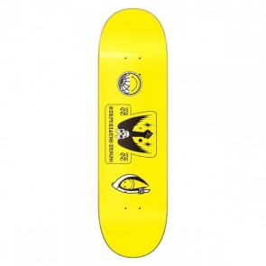 """SKATEBOARD NOMAD SMILE FOR YOUR RIGHTS 8.25"""""""