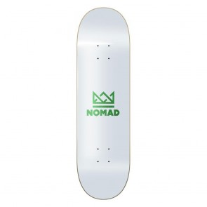 SKATEBOARD NOMAD CROWN GREEN DECK 8.75""
